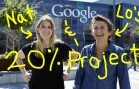 How Google's 20% employee time is changing the entrepreneurial landscape.