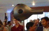 Nokia creates a Spherical Virtual Reality Camera