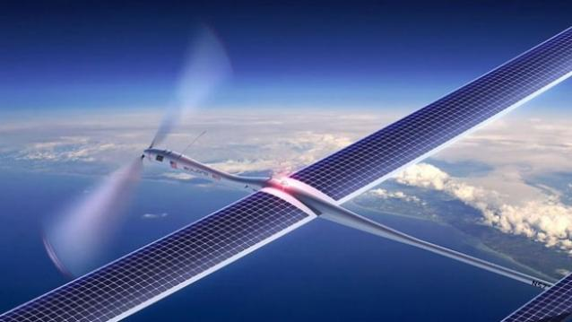 Facebook drones all set to take off !