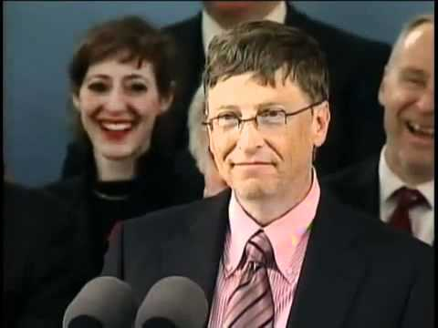 Must watch, best Inspiring taalk by Billgates