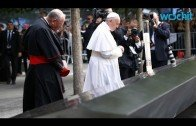 Pope Francis Speaks of Peace and Healing at 9/11 Memorial