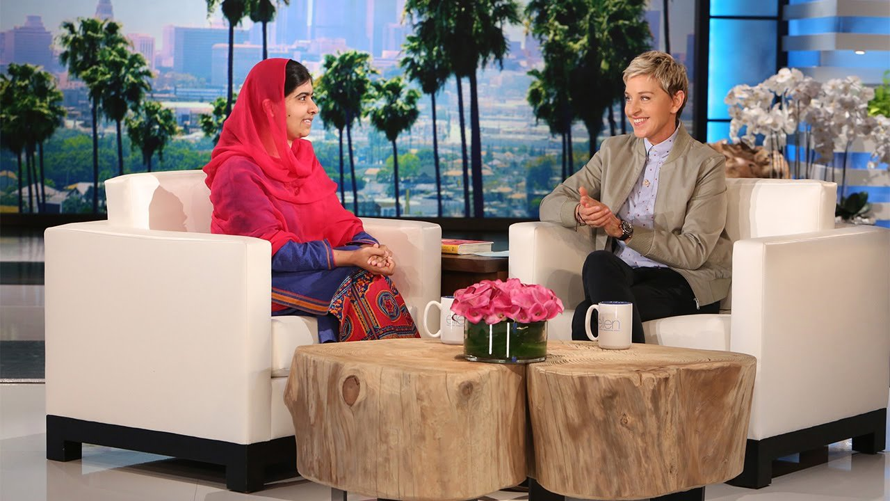 Malala Yousafzai and her Vision