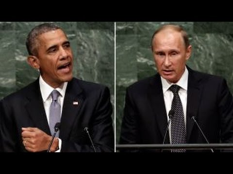 Obama, Putin shares views Syria Crisis