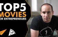 The top 5 MOVIES for entrepreneurs