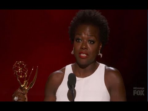 Viola Davis' Perfect Reaction on Winning Emmy