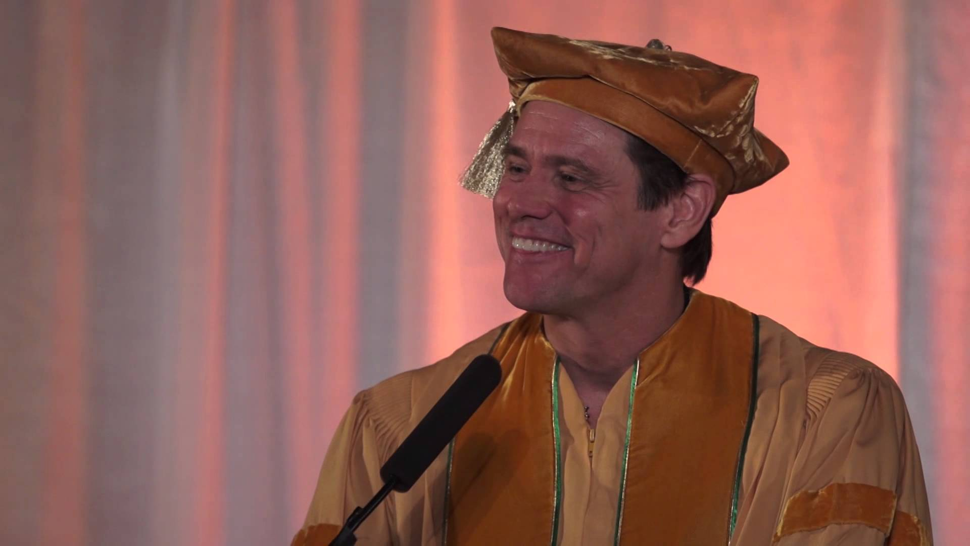 This Inspiring talk by Jim Carrey will change you forever !