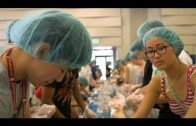 63,000 meals for the hungry