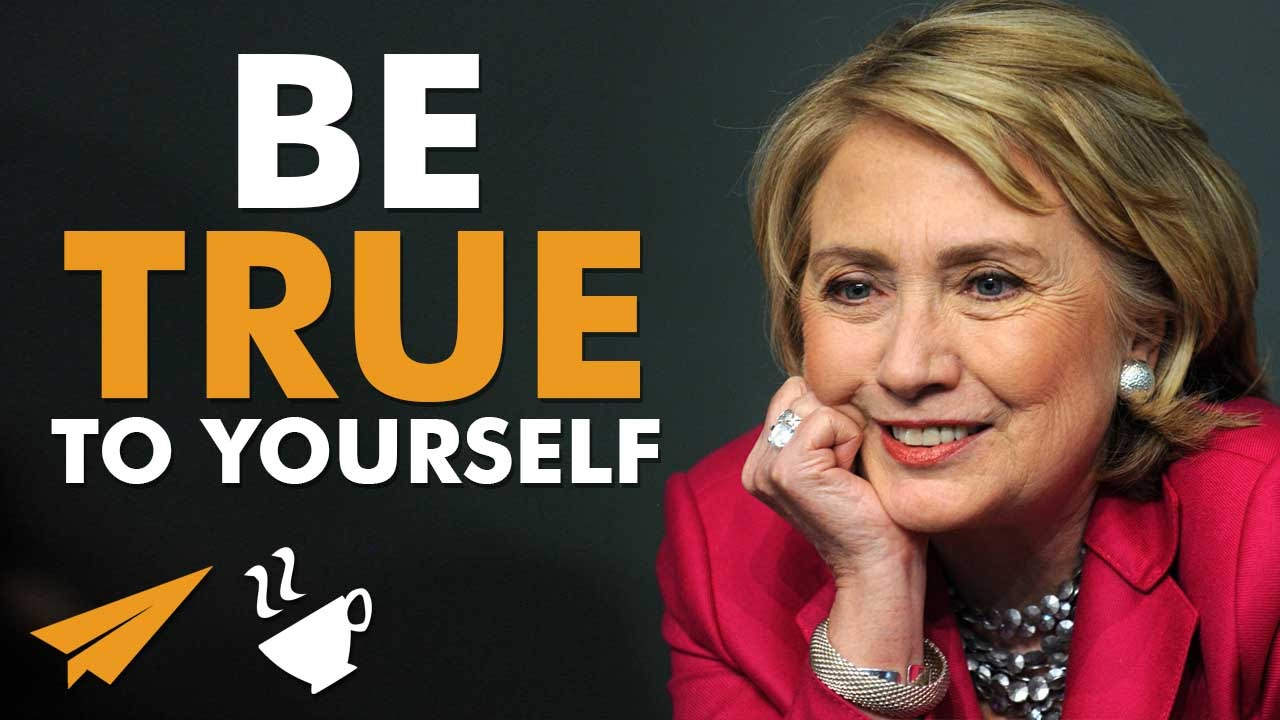 Be TRUE to yourself !