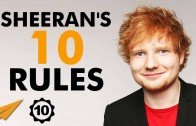 Ed Sheeran's Top 10 Rules For Success
