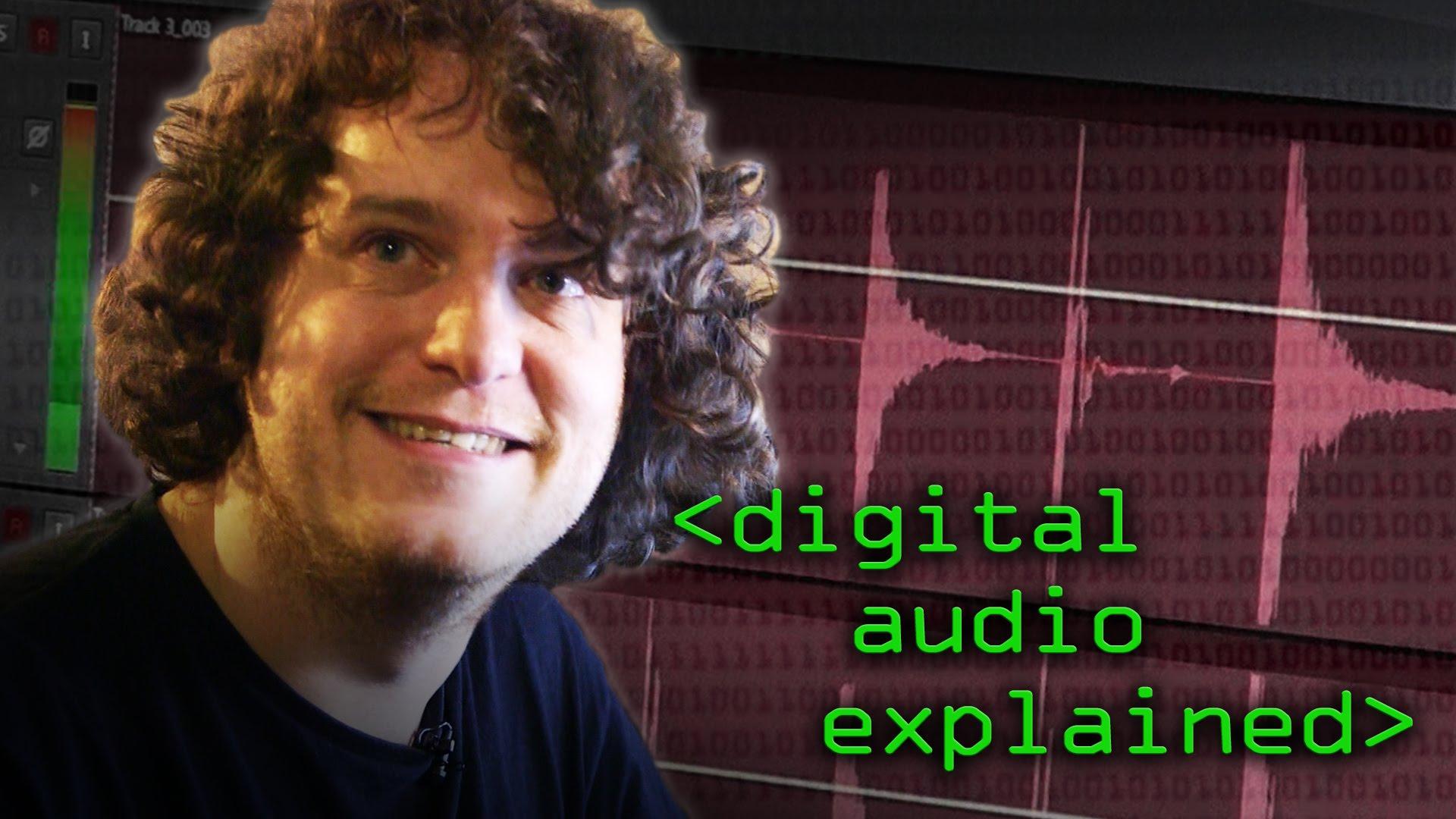 How Digital Audio Works – Computerphile