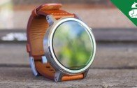 Moto 360 2nd Gen is Stylishly rounded