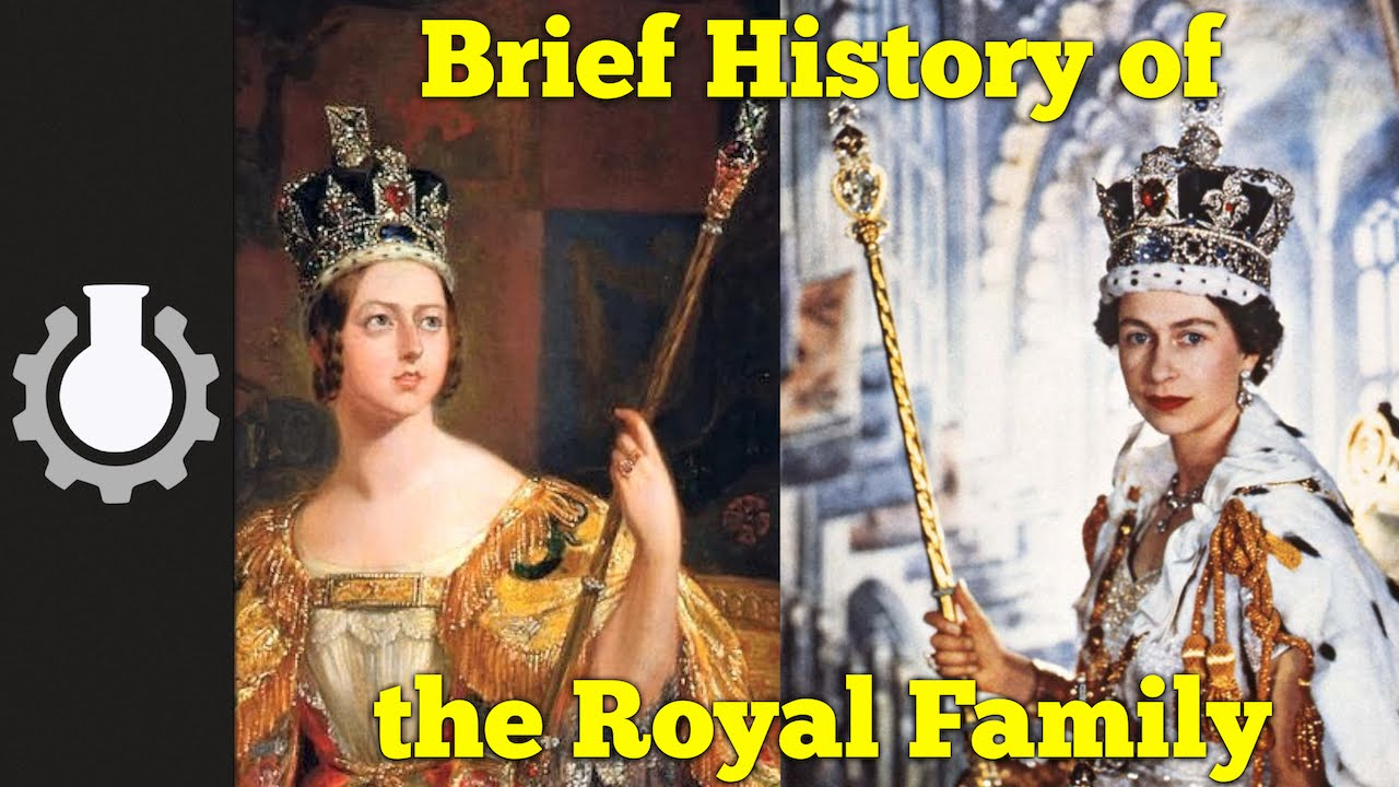 Quick Story on the Royal family