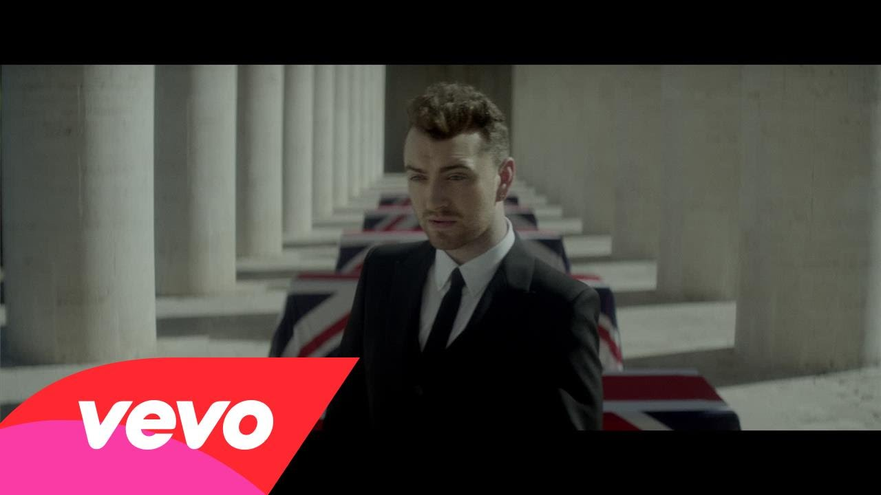 "Sam Smith's Bond song ""Writing on the wall"" hits his fans"