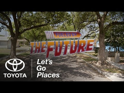 Toyota's Back to the Future