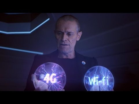 BT Mobile, The power of 4G & wi-fi