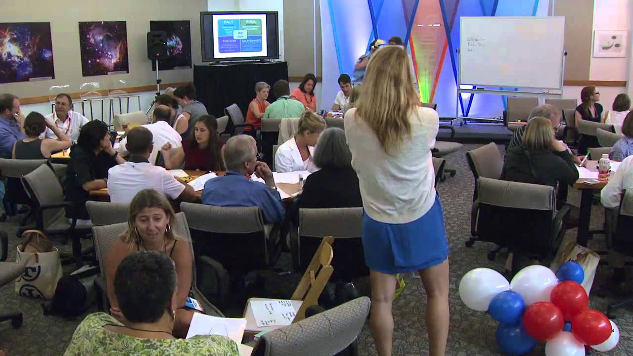 Design Thinking: A Hands-on at The Aspen Institute