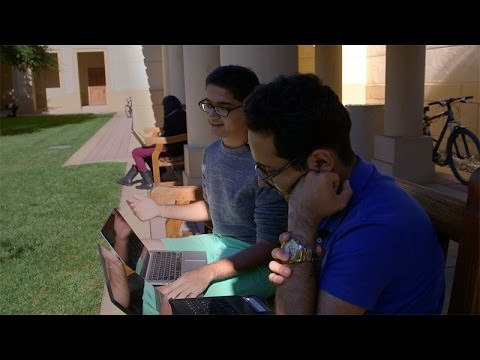 Stanford students startup to create positive social impact.