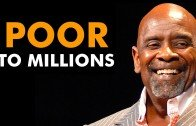From Poor Homeless to Millionaire, Inspirational story !