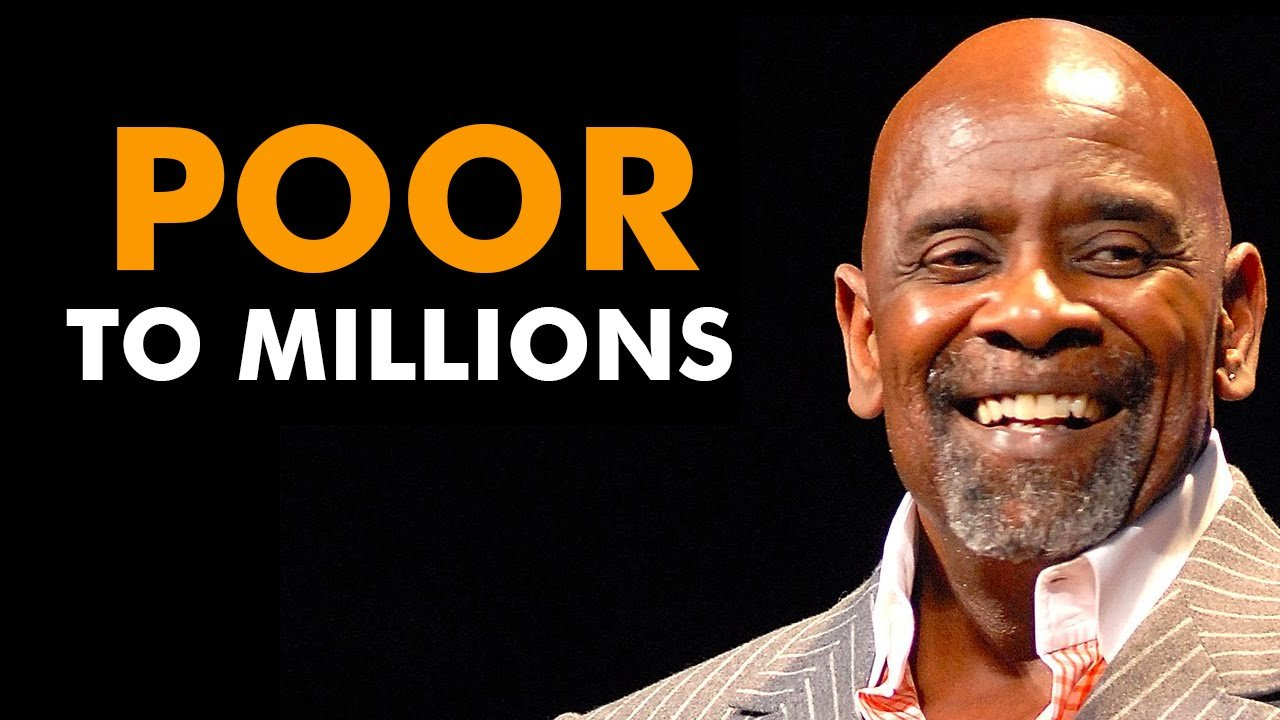 From Poor Homeless to Millionaire, Inspirational !
