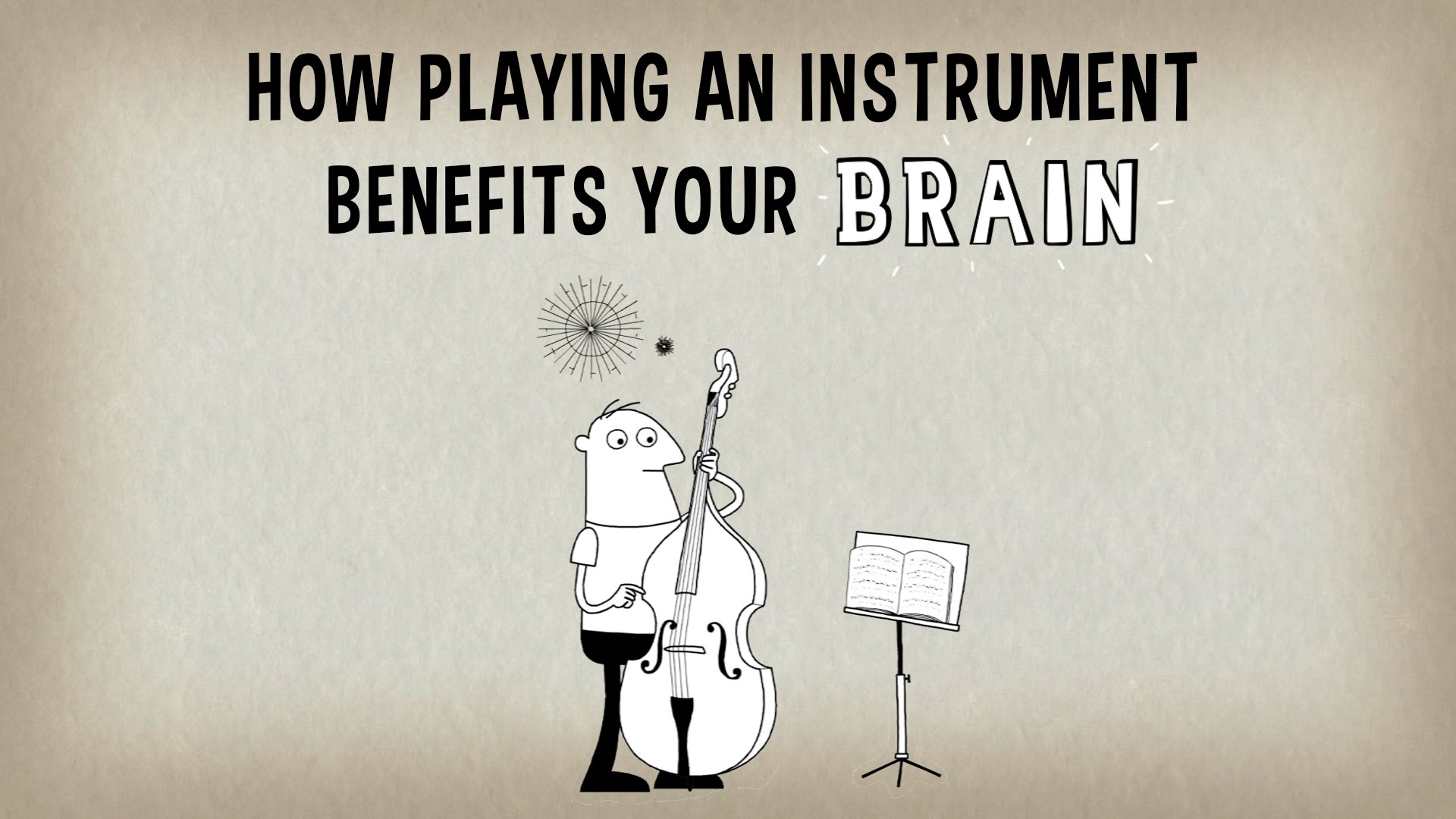 How playing an instrument benefits your brain ?