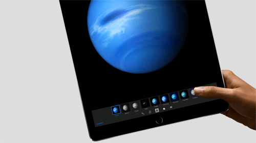 Apple's big and powerful iPad Pro has a release date !