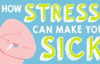 Just relax ! Stress can do nothing good to you!