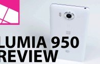 Microsoft's Lumia 950 Review