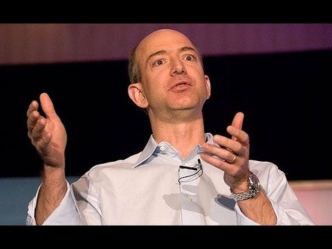 Proof: Amazon's founder is a great Visionary