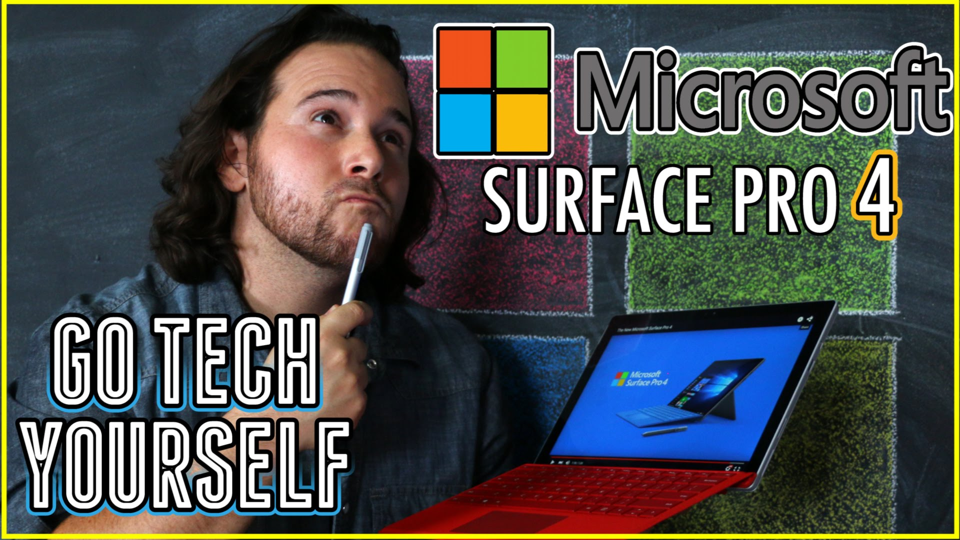 Review Microsoft Surface Pro 4