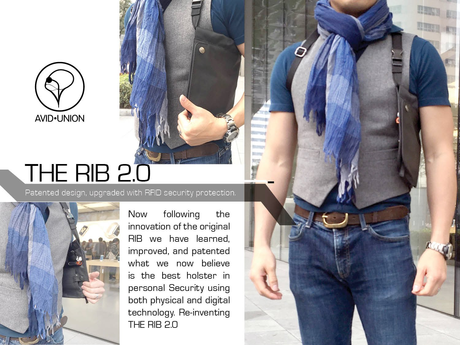 "The Rib 2.0: Everything you'll ever need at your ""Side"""