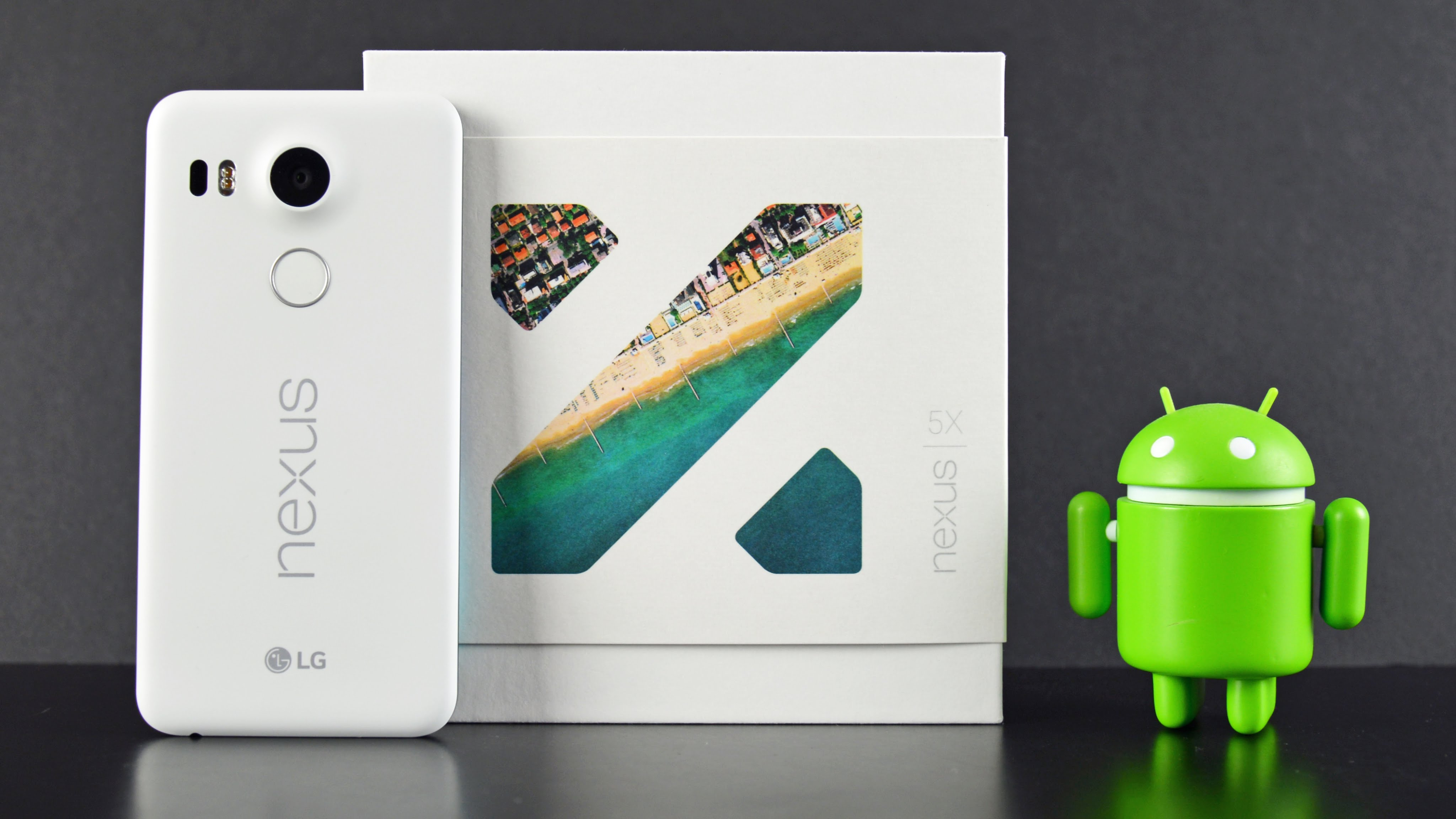 Unboxing Google Nexus 5X