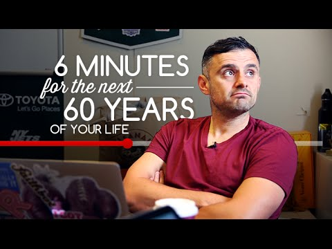 6 MINS FOR THE NEXT 60 YEARS OF YOUR LIFE – A RANT