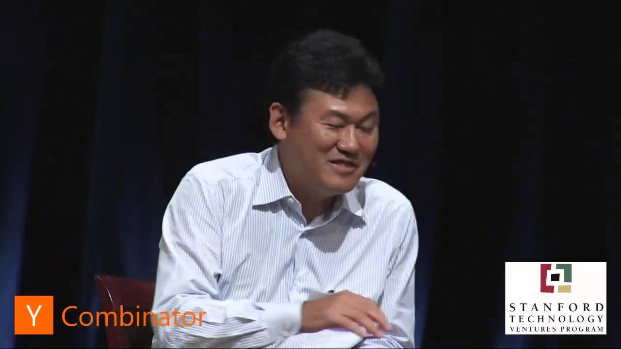 Hiroshi Mikitani at Startup School 2012