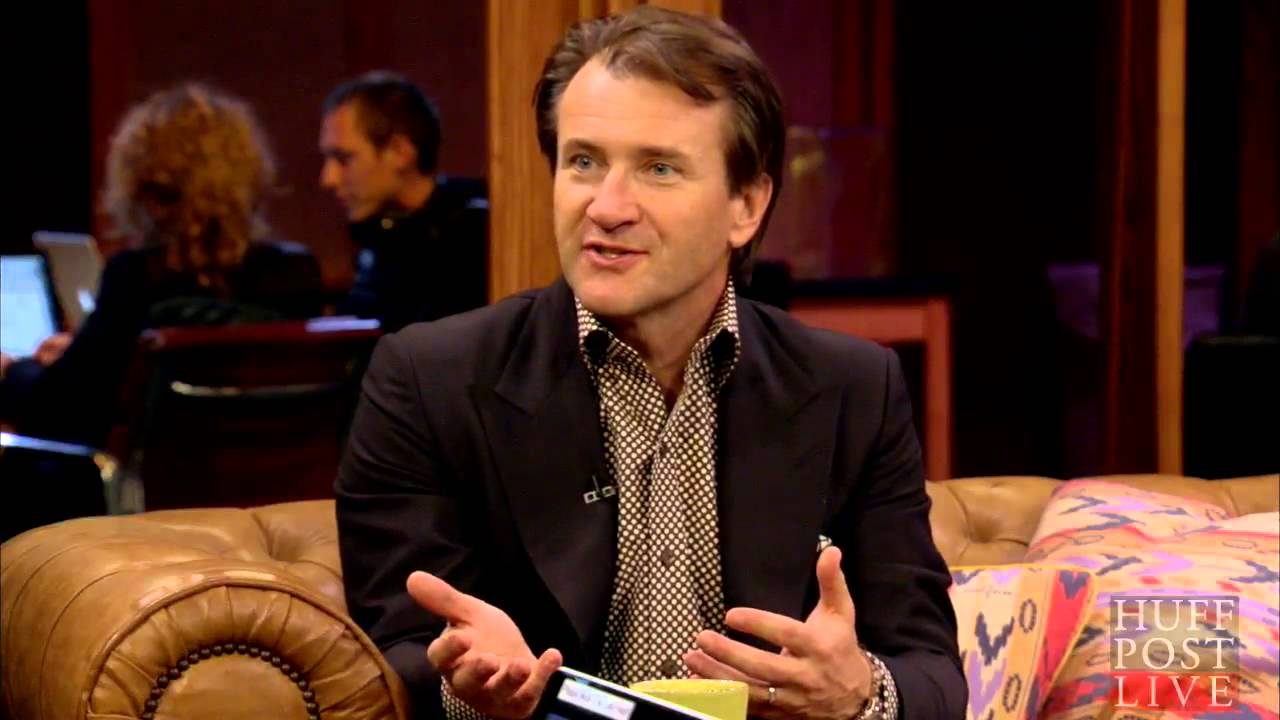 Shark Tank's Robert Herjavec Discusses Success