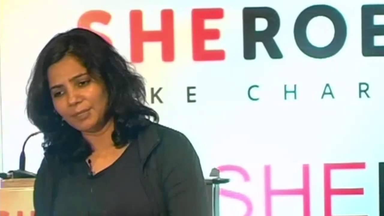 Shradha Sharma, CEO – Yourstory at SHEROES Summit