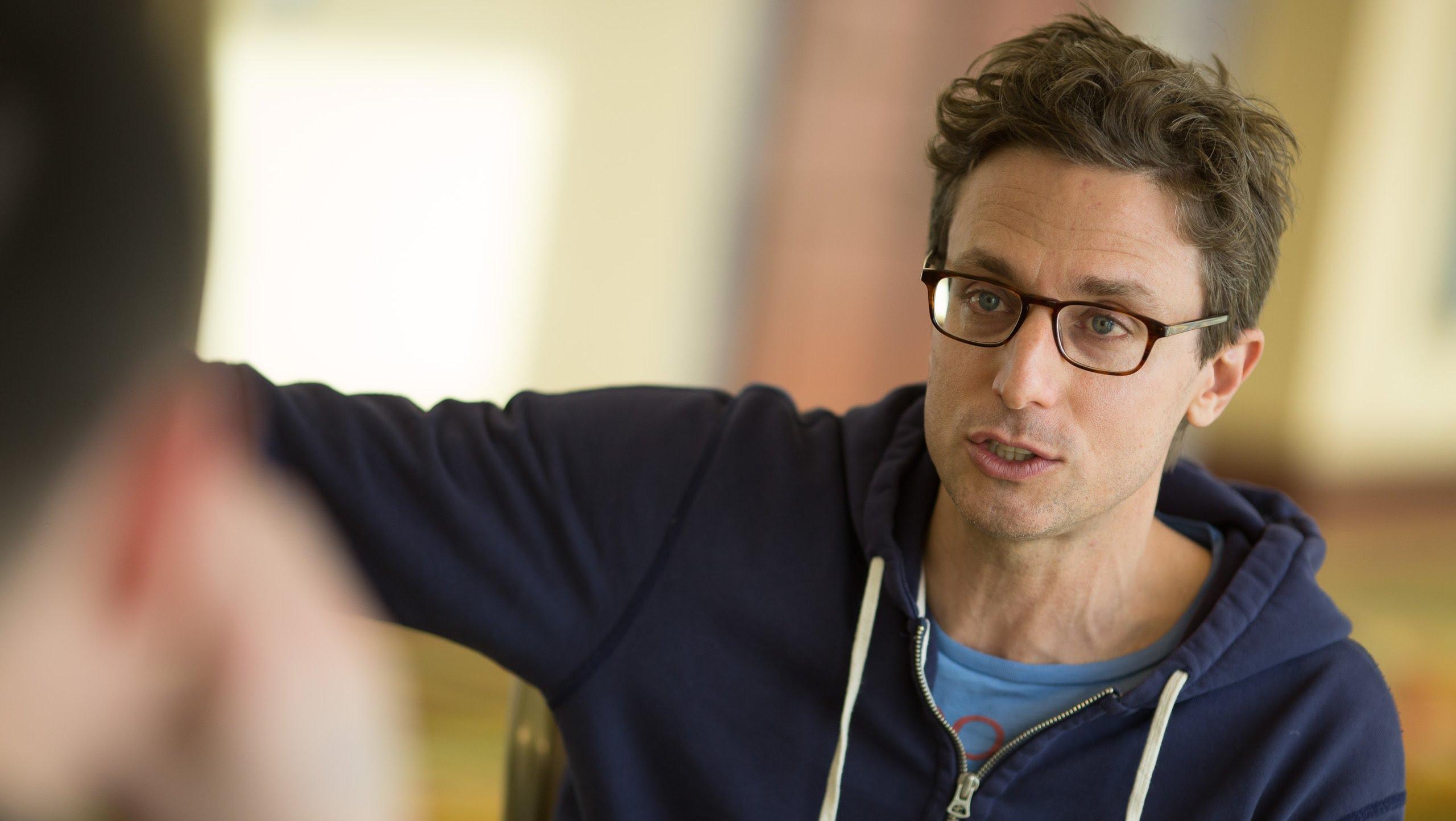 Talk with BuzzFeed's Jonah Peretti