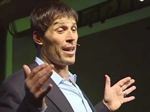 Tony Robbins' TED Talk