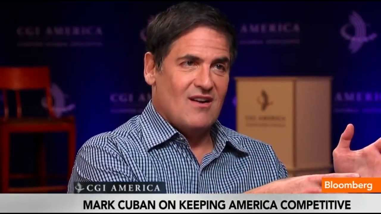 Who is an Entrepreneur ? Mark Cuban