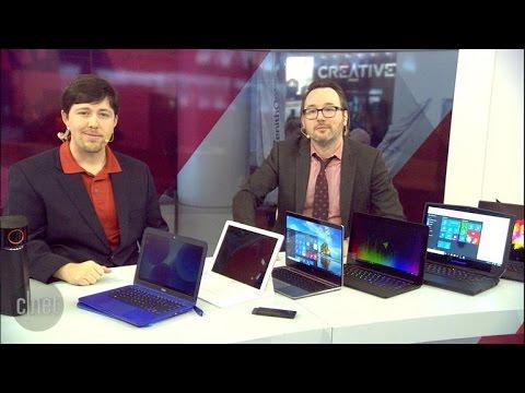 Coolest computers of CES 2016