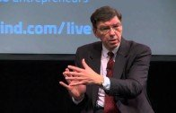 Clayton Christensen (Innovators Dilemma) at Startup Grind 2013