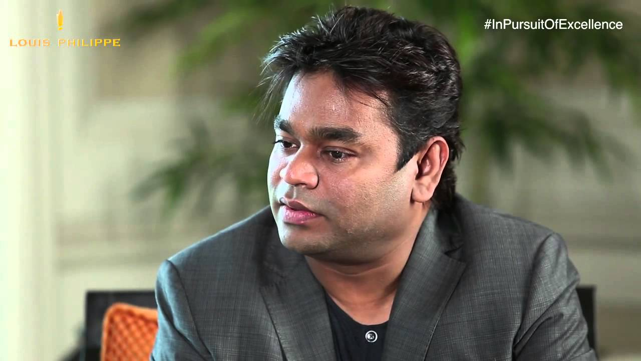 In Pursuit Of Excellence – A.R. Rahman