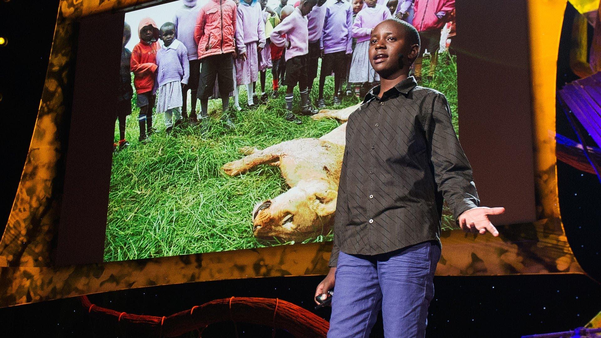 Amazing Young Boy of Kenya: Richard Turere
