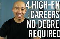 4 High-End Careers where you need No College Degree
