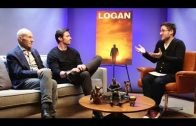 "Hugh Jackman & Patrick Stewart talk ""Logan"" The Wolverine"