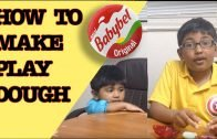 How to make playdoh with baybel Cheese