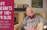 Life Lessons From 100+ Year Olds