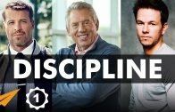 Develop DISCIPLINE!