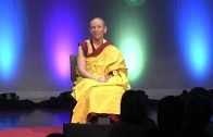 Happiness is all in your mind: Gen Kelsang Nyema at TEDxGreenville