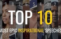 Top 10 – Most Epic Inspirational Taalks
