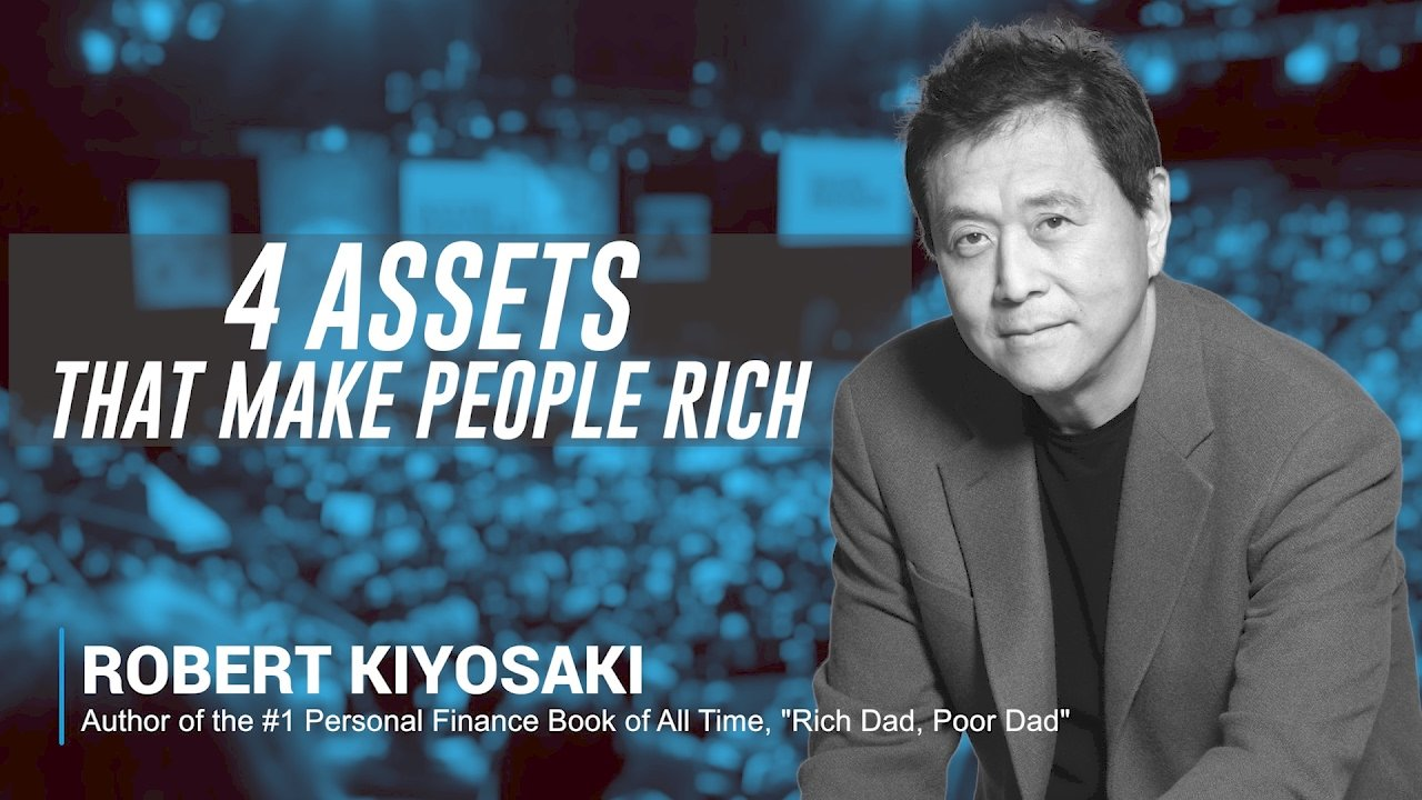Top 4 Assets that make people rich